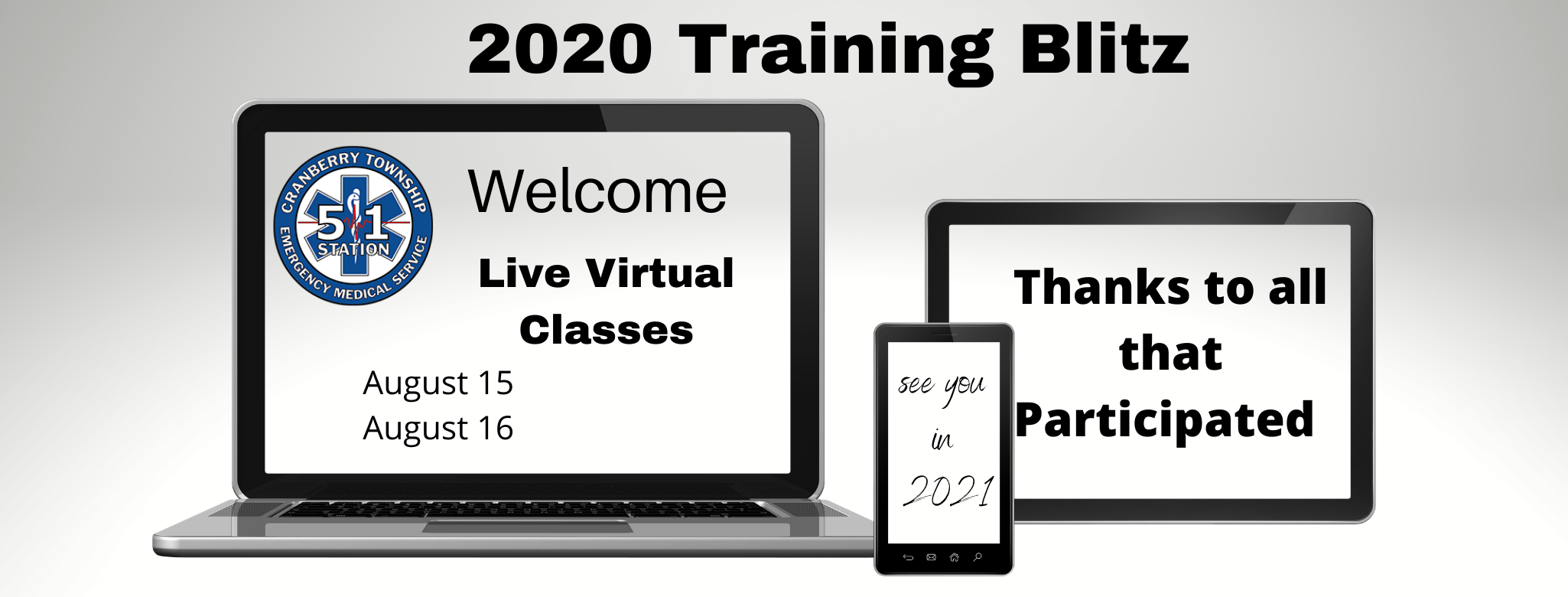 2020 Training Blitz 2