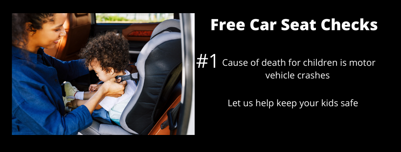 Free Car Seat Checks 2
